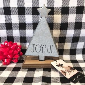 Rae Dunn Christmas JOYFUL